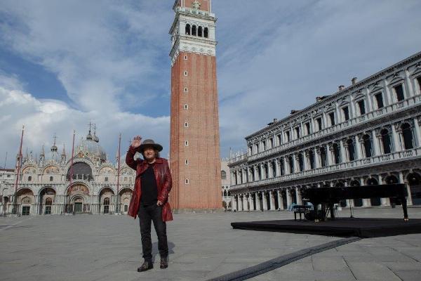 Zucchero, Piazza San Marco, Venezia