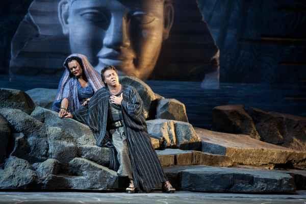 """""""Aida"""" di Giuseppe Verdi - Photo Marco Brescia © Teatro alla Scala"""