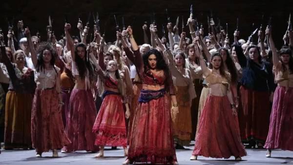 """Carmen"" di Georges Bizet"