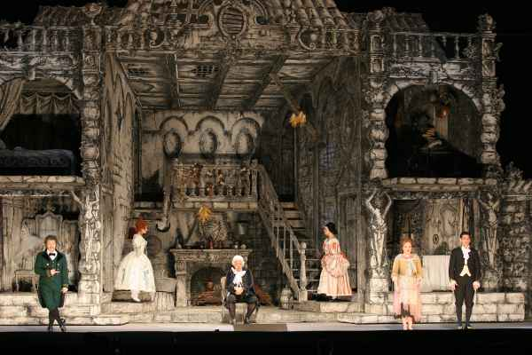 La Cenerentola di Gioachino Rossini - Photo Marco Brescia © Teatro alla Scala