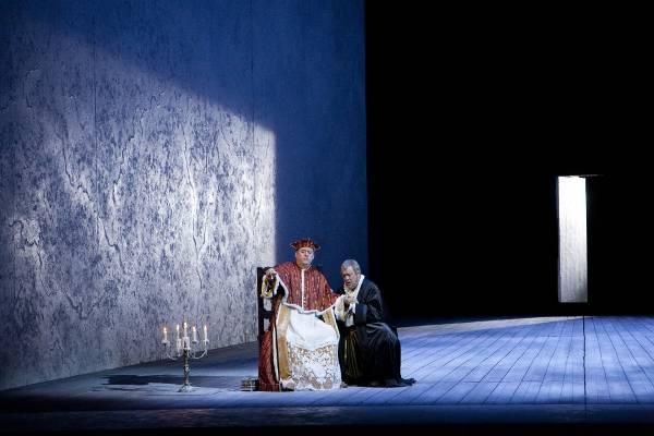 Don Carlo di Giuseppe Verdi - Photo Marco Brescia © Teatro alla Scala