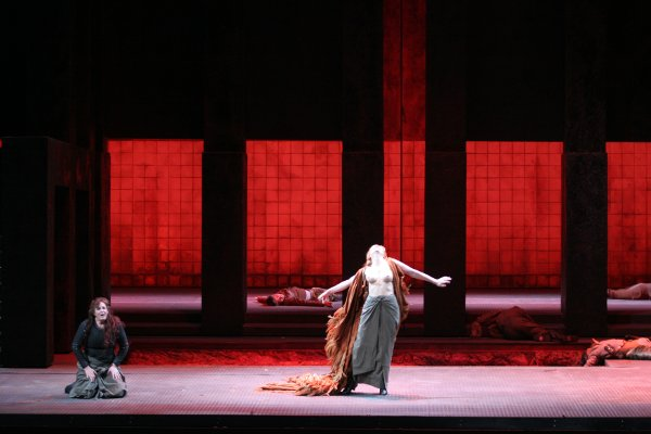 Elektra - Photo Marco Brescia © Teatro alla Scala