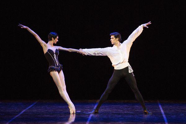 Gala des Étoiles, Carmen, Polina Semionova e Roberto Bolle - Photo Brescia e Amisano © Teatro alla Scala