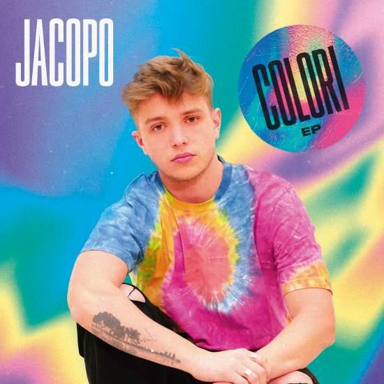 """Jacopo, cover brano """"Colori"""""""