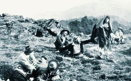 """""""La figlia di Iorio"""" di Gabriele D'Annunzio"""
