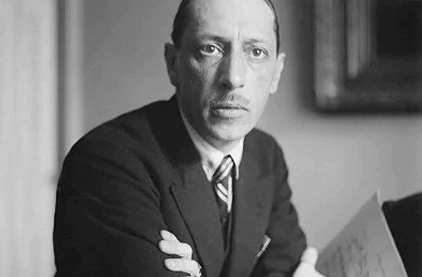 Sillabario del Novecento: Igor' Fëdorovič Stravinskij