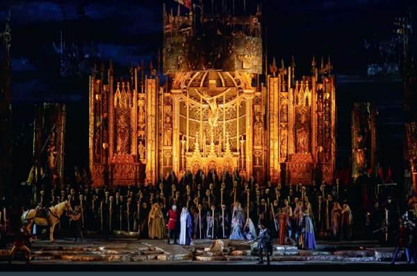Arena di Verona, Il Trovatore di Verdi