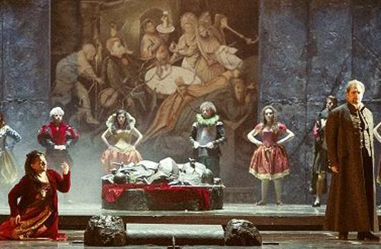 """""""Otello"""" di Verdi"""