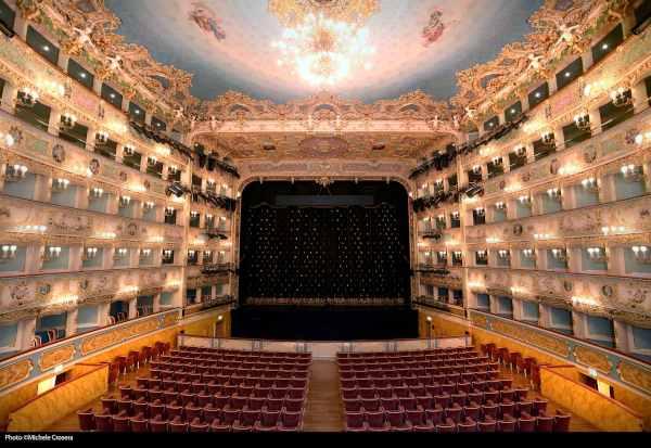 Teatro La Fenice di Venezia © Michele Crosera