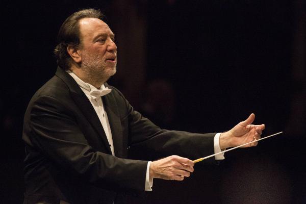 Riccardo Chailly - Ph. Brescia e Amisano © Teatro alla Scala