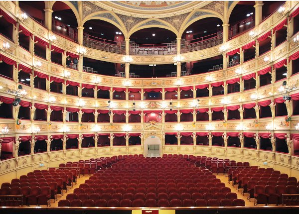 Teatro Lirico Giuseppe Verdi di Trieste