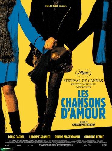 Locandina del film Les chansons d'amour