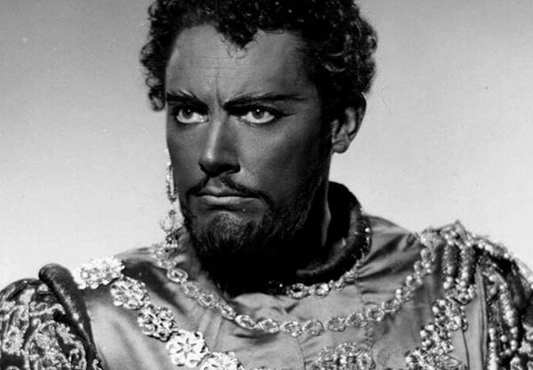 Mario Del Monaco nel ruolo di Otello