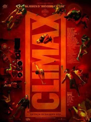 """Locandina del film """"Climax"""""""