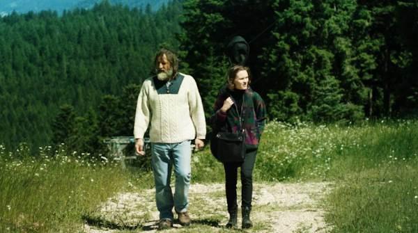 Una immagine del film Resina